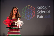Awarded two prizes by Google